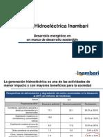 Proyecto Inambari