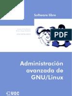 Administracion avanzada del sistema operativo linux