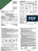 10401 Conectores de Seguridad EN362 Manual de Instrucciones