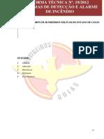 NORMA TÉCNICA Nº. 19_2012 SISTEMAS DE DETECÇÃO E ALARME DE INCÊNDIO.pdf