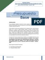 6.0 PRESUPUESTO BASE.doc