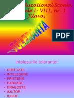 Tolerant A