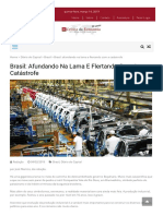 Brasil_ Afundando Na Lama e Flertando Com a Catástrofe – Crítica Da Economia