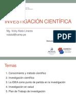 Semana 1- Teoría _investigación Científica