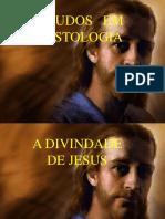 Cristologia Divindade Jesus