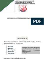 EXPOSICIÓN 1. Terminología administrativa (1) (1)