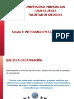 A. INTRODUCCIÓN A LA GERENCIA (1)