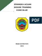 Kerangka Acuan IHT CODE BLUE