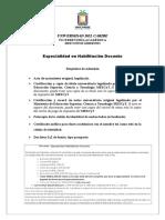 HABILITACIÓN DOCENTE-Unicaribe