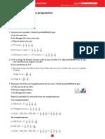 Tema 9. Distribuciones de Probabilidad de Variable Discreta. Ejercicios Planteados. Soluciones