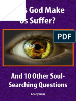 Does God Make Us Suffer?