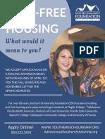 housing flyer