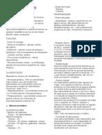 resumo carboidrato bioq