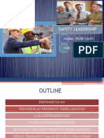 Putri Yanti k012181105 Safety Leadership