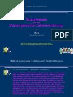 Weg Zur Sozialwesen-Finanzierung