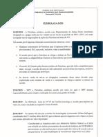 As negociações ilegais entre Lava Jato,  EUA e Petrobras