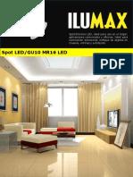 Spot Par Led Ilumax