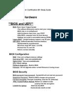 Comptia A+ 901 Study Guide - Documentos de Google