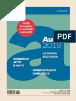Le Guide de Il Sole 24 Ore - Auto 2019
