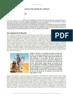 Resumen Don Quijote Mancha