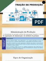 APO 1.a Administração da Produção