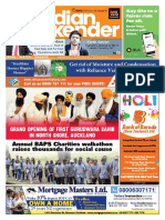 INDIAN WEEKENDER / 15 MARCH • Volume 10 Issue 50