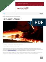 [2019.02.08] No Caroço Do Abacate – Crítica Da Economia