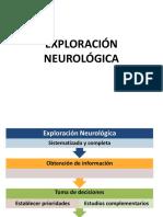 Exploracion Neurologica Con Comentario 2018
