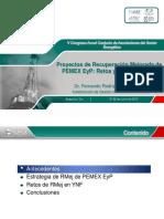 Proyectos de Recuperación Mejorada de PEMEX EyP_ Retos y Oportunidades.pdf