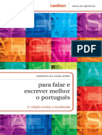 Para Falar e Escrever Melhor o Português.pdf