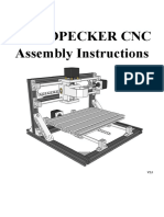 3018-Assembly Instructions for CNC 3018