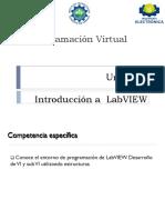 Unidad I. Introducción a LabView