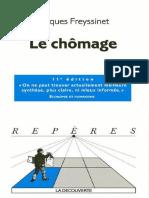 Jacques Freyssinet-Le chômage.pdf