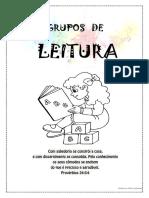 Grupos de Leitura - Meia Página