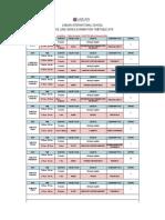 Exam Timetable 2019 - IGCSE June Series