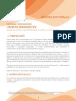 Normas Editoriales Coloquio 90119