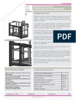 Ficha Técnica - Palataforma Eolicos MODUBLADE