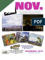 El Paso Scene November 2010