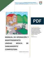 Manual de o & m -Ubs Compostera