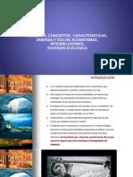 Ecologia y Salud Ambiental 1