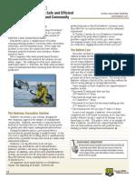 Hydrovac Safety