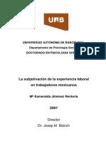 Jimenez, Subjetivacion de la experiencia laboral.pdf