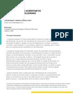 Relatório Para Site FESPSP