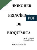 Princípios de Bioquímica - Lehningher.