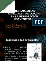 P2    HERRAMIENTAS PERFORACION