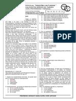 Fichas de Comprension Lectora 1ro