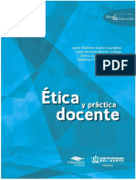Trabajo Final - Etica Profesional de Los Docentes - Yulkis Ovalle