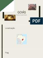 Conhecendo Goiás - Pauliana Duarte Oliveira