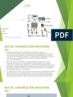 BUS DE COMUNICACIÓN INDUSTRIAL ASi SD