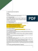 Especificações de Auto Escada (Para Análise Da DIM)